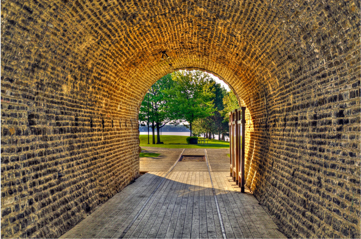 Canada's First Railway Tunnel – Amazing Places